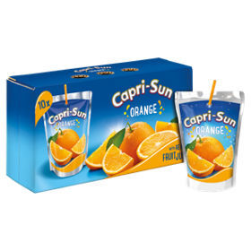 Capri-sun orange 10 x 20cl