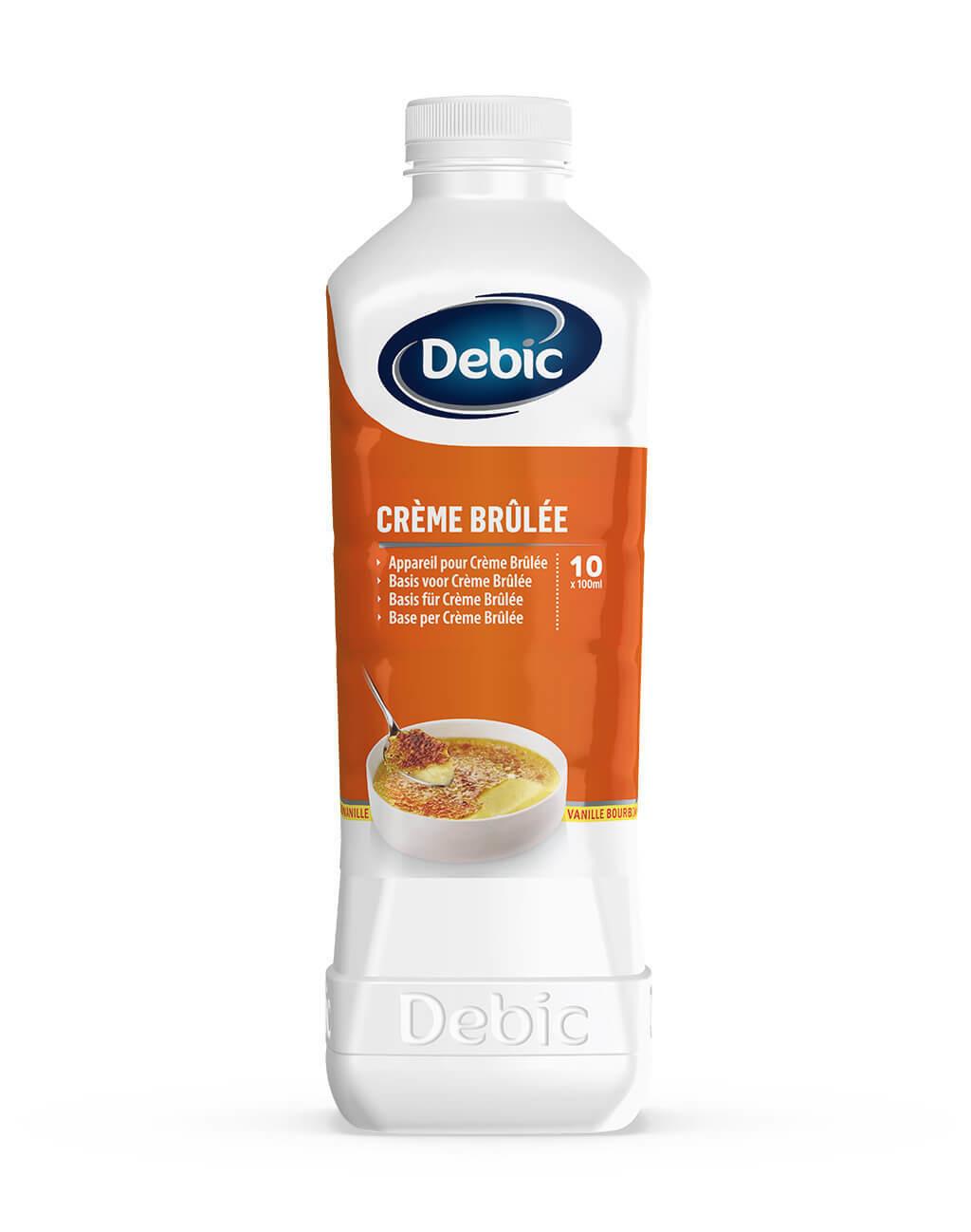 Creme brulee 1 l  Debic