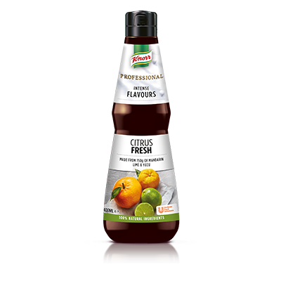 Citrus fresh 400 ml Knorr