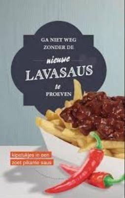Lavasaus CHICKEN  1.8KG