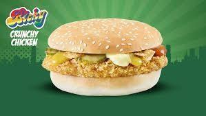 Bicky Crunchy Chicken 24x80gr