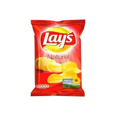 Chips zout 100 x 25 gr