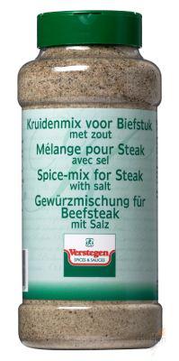 Kruidenmix voor biefstuk 800g verstegen 276901