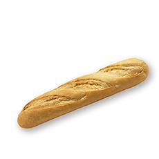 Wit broodje 27cm