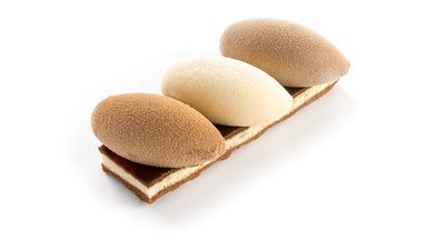 Parade of Belgian Chocolate Quenelles 60g
