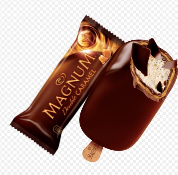 Magnum double caramel 20 st OLA 0501081