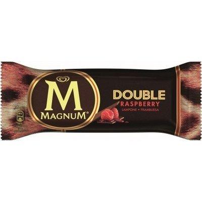 Magnum double raspberry 20 st OLA