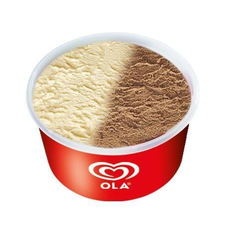 OLA cup van/choc 24x120 ml 050160