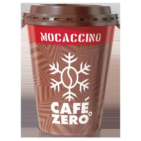 Cafe zero mocaccino 12 x 180 ml 050192