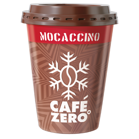 Cafe zero mocaccino 12 x 180 ml