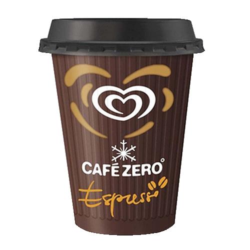 Cafe zero capuccino 12 x 180 ml OLA