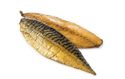 Gerookte makreel filet  200 gr