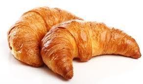 Croissant 6 x 70 gr