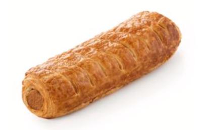 Worstenbrood 160 gr x 6