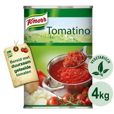 Tomatino 4,25 l blik knor