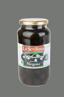 Zwarte olijf z/p 935 ml