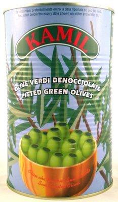 Groen olijf 5 l /blik