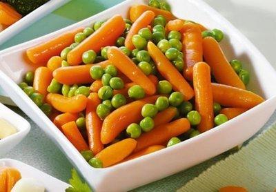 Erwten/wortelen extra fijn 1 l blik