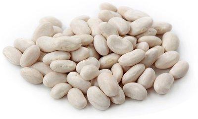 Droge witte bonen prijs/kg