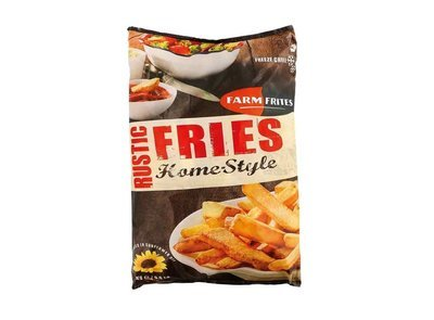 Home style rustic frietjes 2 , 5 kg