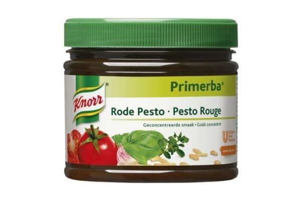 Primerba pesto rood 340 gr 2741011