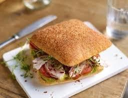 Sandwino chilli bun 130 gr