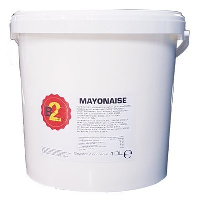 B2S mayonaise 10L NU 1 kopen 1 gratis