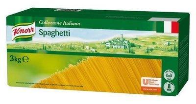 Spaghetti 3kg Knorr