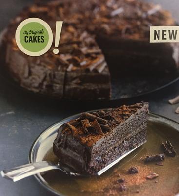 Triple chocolade cake taart 12 punten