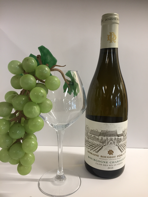 Rougeot chardonnay bourgogne 2015 75cl