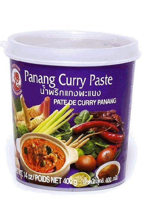 Panang rode thaise curry pasta 400gr 311534
