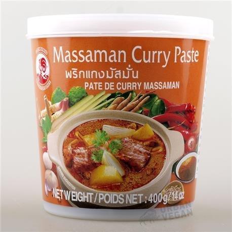 Massaman curry pasta 400gr 311533