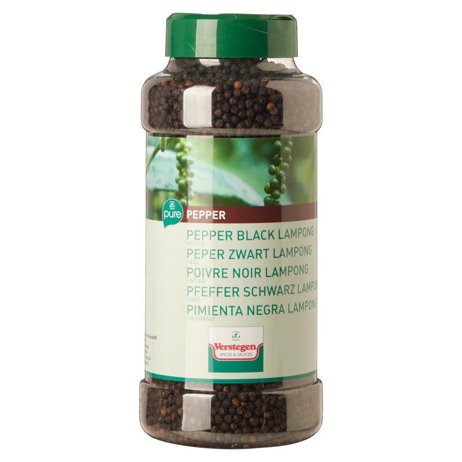 Peperkorrels zwart verstegen 580 gr