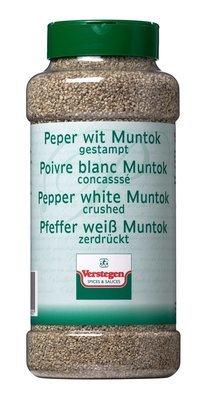 Peper wit gestampt verstegen 625 gr