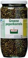 Groene peper op nat verstegen 850 gr 270203