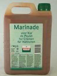 Marinade kip verstegen 2.5 L