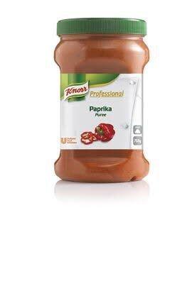 Kruidenpuree paprika 750 gr knor 270707