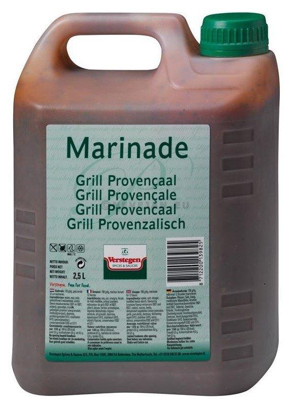 Provencaal grillmarinade verstegen 2,5 l 271604