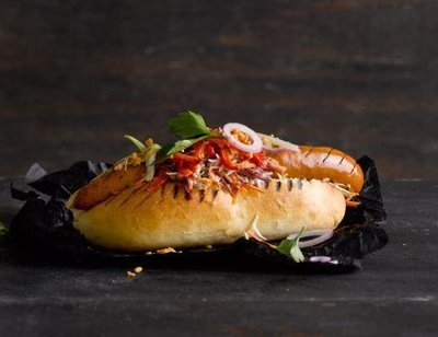 Hotdogbroodje 1840 30x70g
