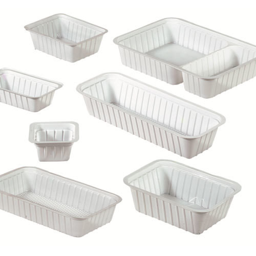 A 1 bakje wit 58x102x2,2  (prijs per 500st)