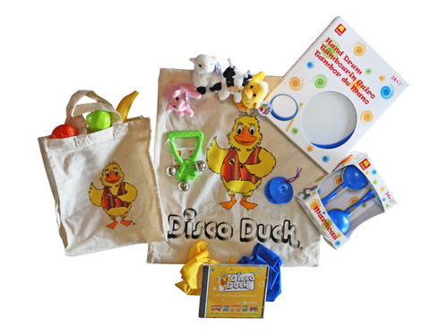 Disco Duck Activity Pack