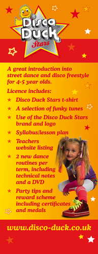 Disco Duck Stars