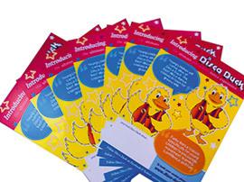 A5 leaflets (100)
