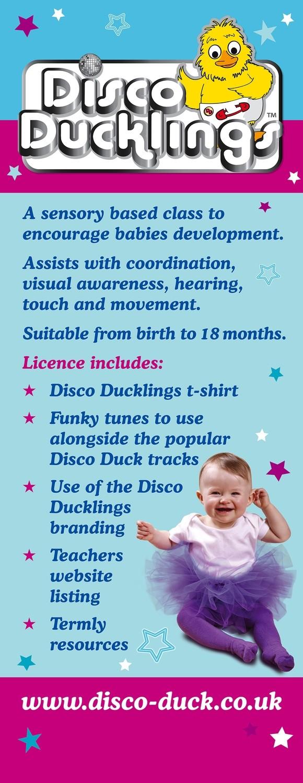 Disco Ducklings