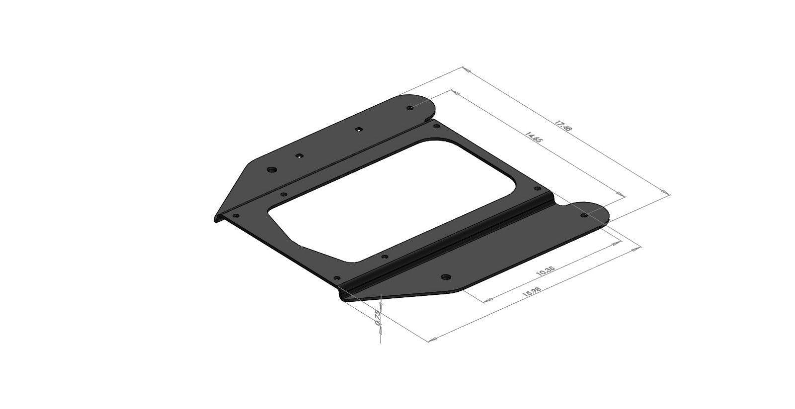 Minimizer Seat Riser For New International Trucks