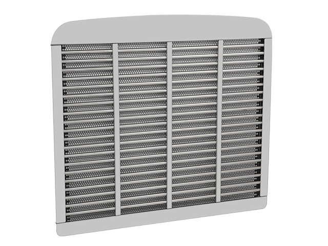 Freightliner Classic XL Stainless Steel Grille GR530