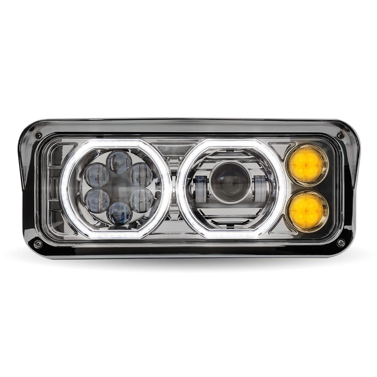 LED Projector Headlight Assembly TLED-H100