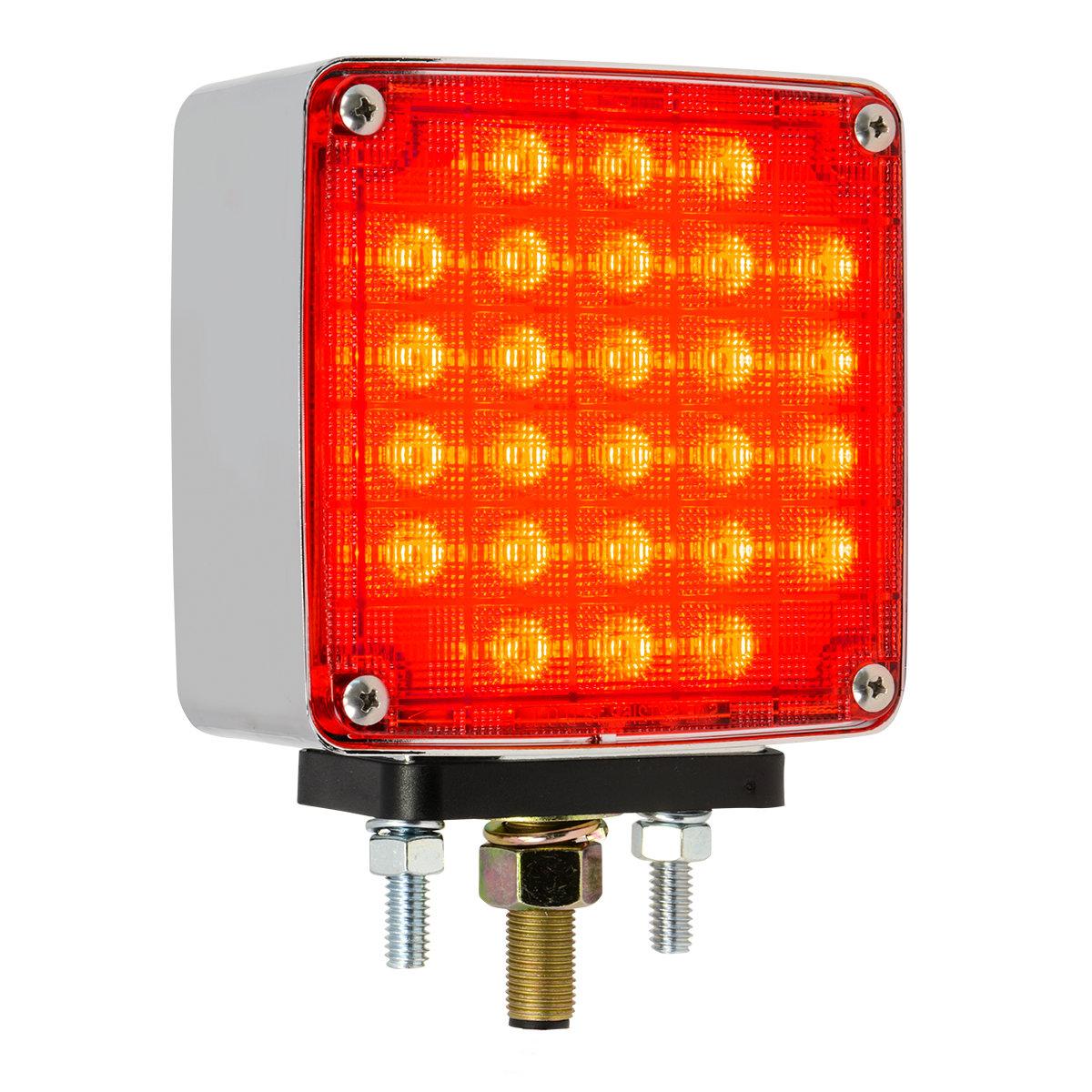 Square Double Face Smart Dynamic LED Light