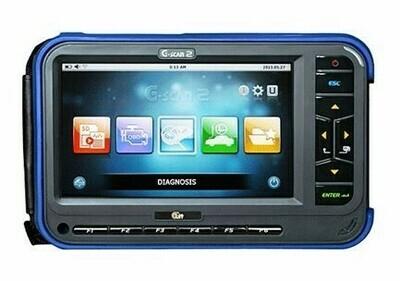 G-scan2 GIT bundle kit Diagnostic Scanner Automotive Scan tool and J2534 Gscan2