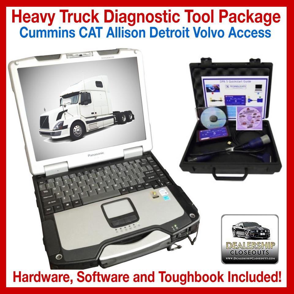 diesel truck scan tool